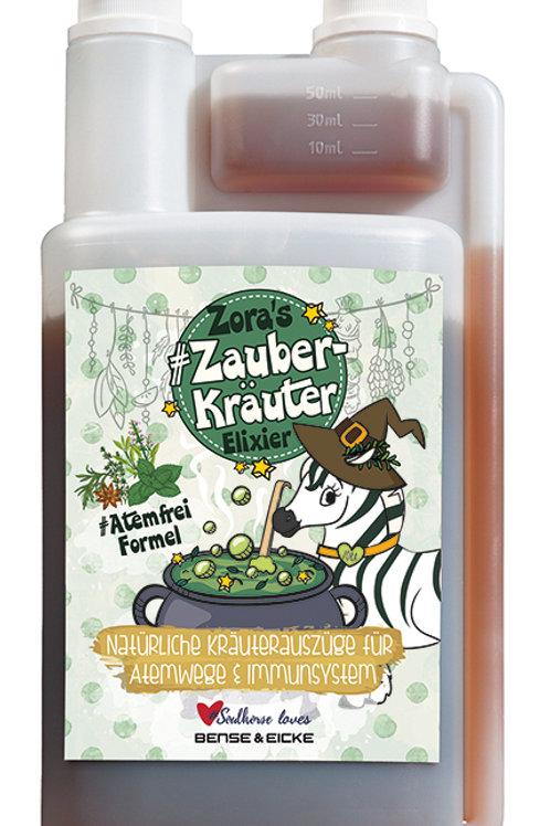 Soulhorse Zora's #Zauber-Kräuter