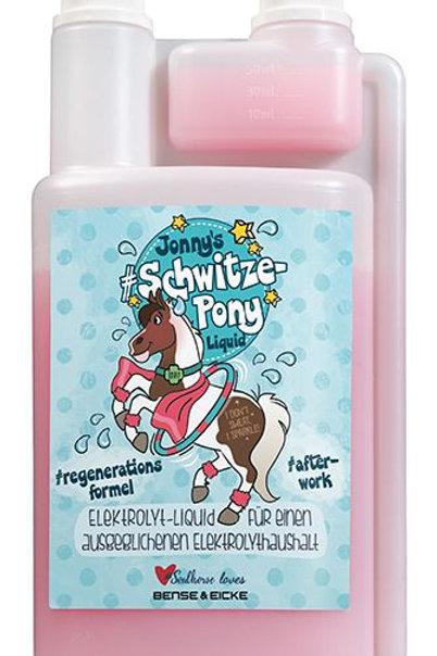 Soulhorse Jonny's #Schwitzepony-Liquid
