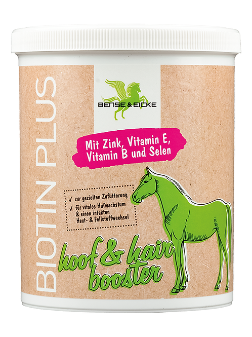 Bense & Eicke Biotin plus M (1000g)