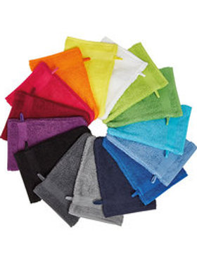 Waschlappen 15x21cm Fairy Towel, 100% Baumwolle inkl. Wunschbestickung