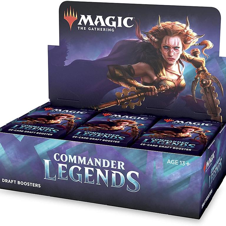 Draft Commander Legends