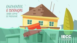 Enchentes e doenças: saiba como se prevenir