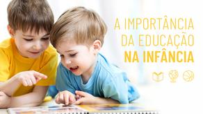 A importância da educação na infância