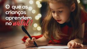 VALORES DO NATAL PARA AS CRIANÇAS