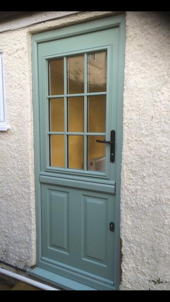 Stable Door Solidor