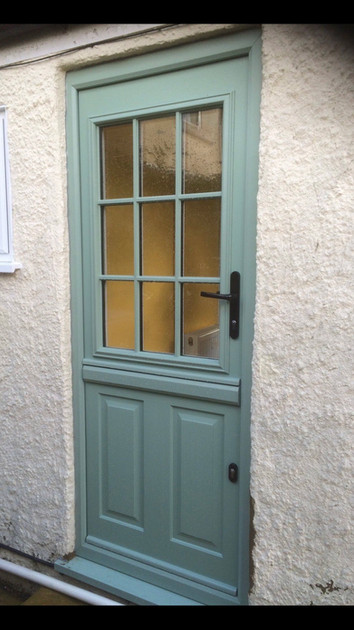 Stable Door Solidor