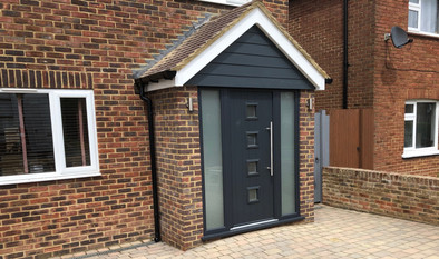 Porch with Parma Solidor