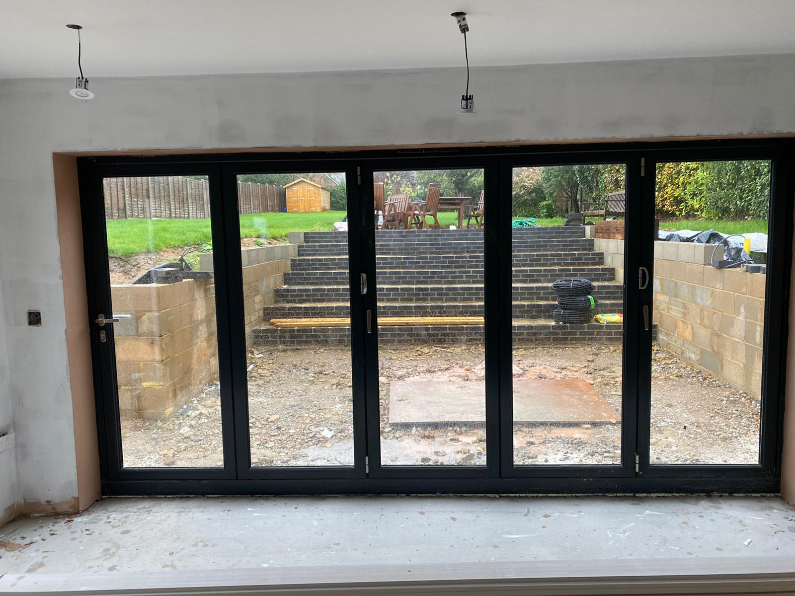Origin Aluminum Bi folds