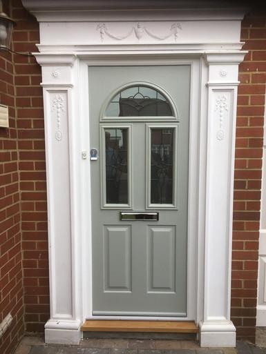 Solidor Composite Entrance Door