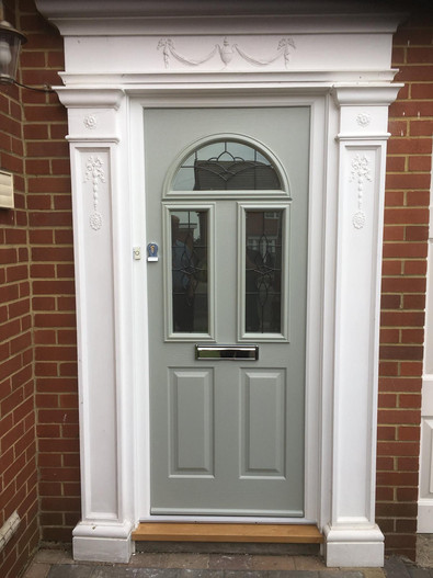 Solidor Composite Entrance Door