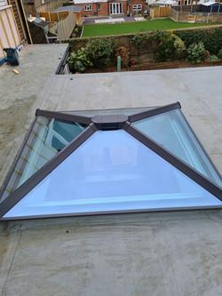 Glass Sky Pod