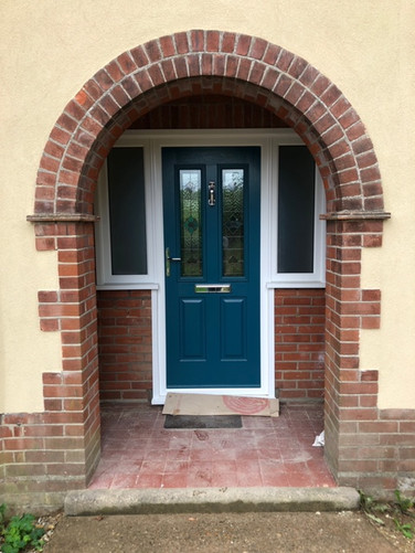 Ludlow Solidor in Peacock Blue