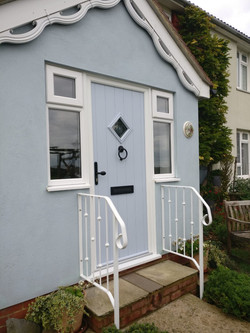 Flint 1 Solidor Entrance Door
