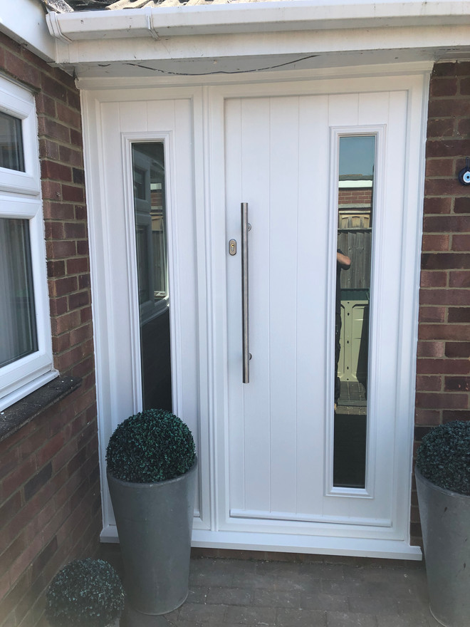 Brescia Solidor in White