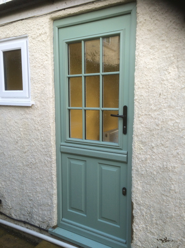 Stable Door - Solidor