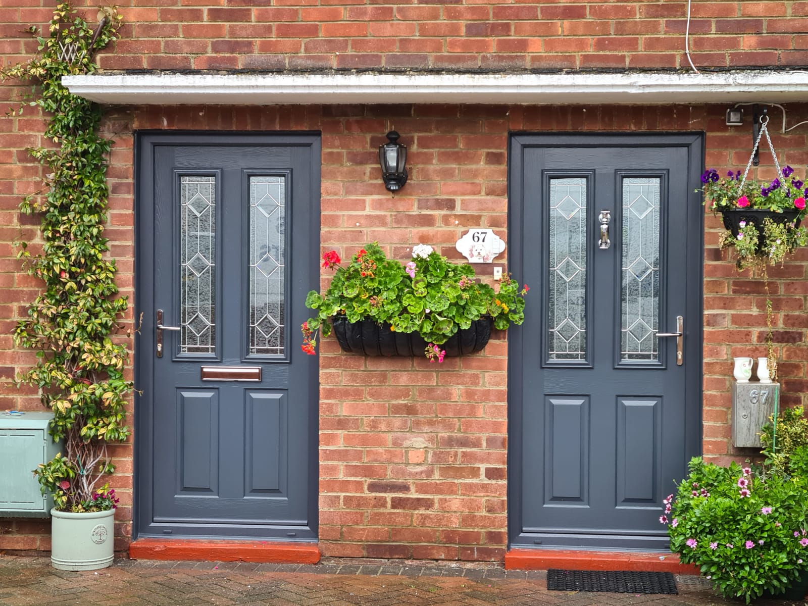 Solidor Entrance Door Flint 2