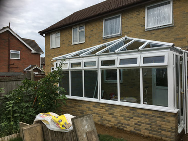 Pitched Conservatory