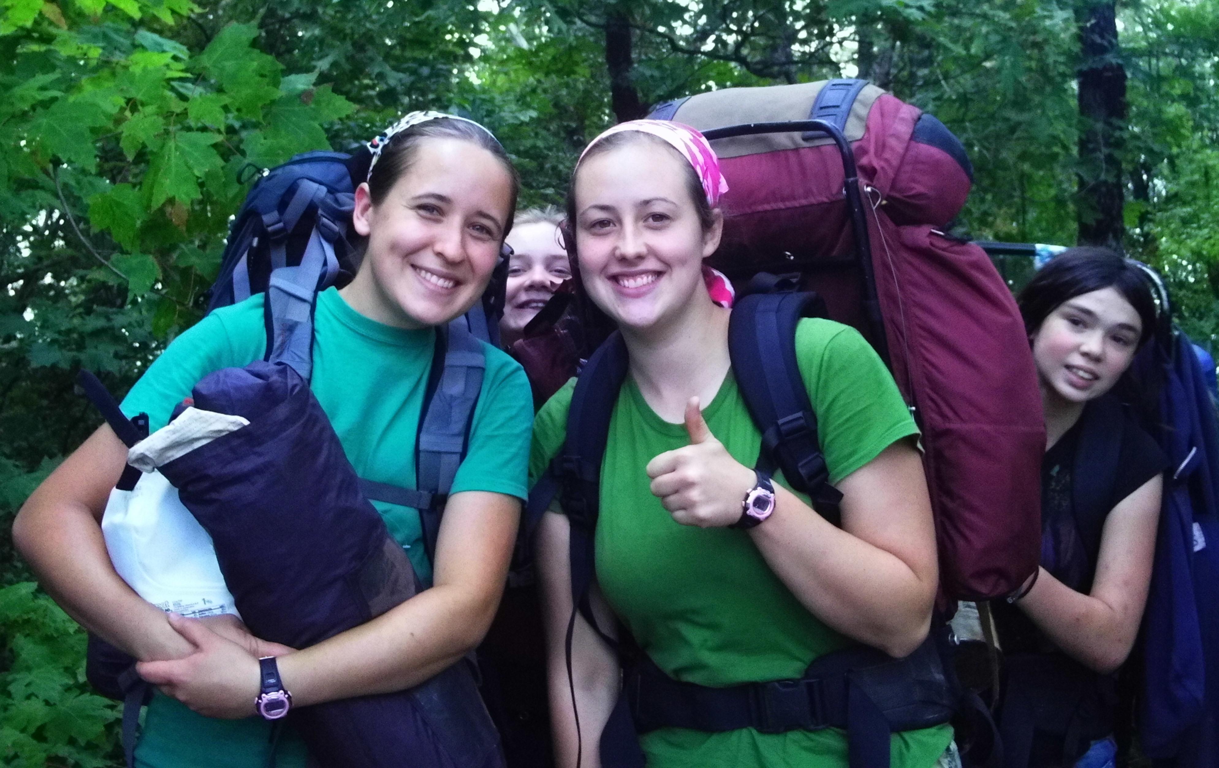 Trailblazer Chiefs Backpacking
