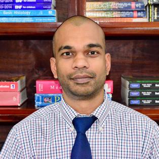 Mr. Sunil Sinanan