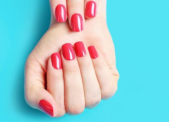 4 Manicure Spa + Esmaltado Permanente