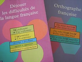 Orthographe Versailles