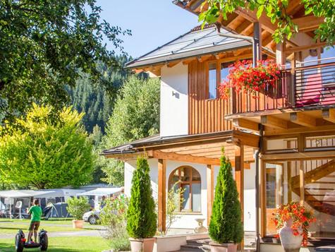 Sommer-Impressionen vom Alpencamp