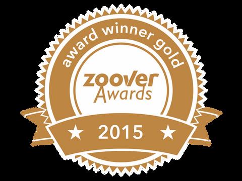 ZOOVER AWARD 2015