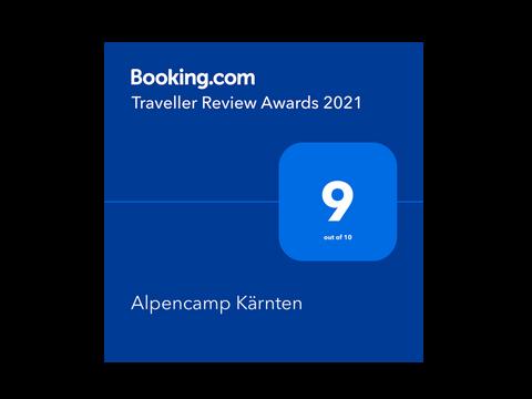 BOOKING.COM TRAVELER REVIEW AWARD 2021