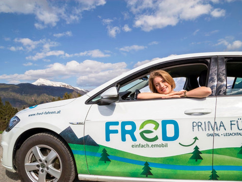 FRED E-CAR-SHARING