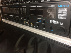 Motu 896mk3 Hybrid Audio Interface