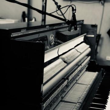 הקלטת פסנתר ימהה