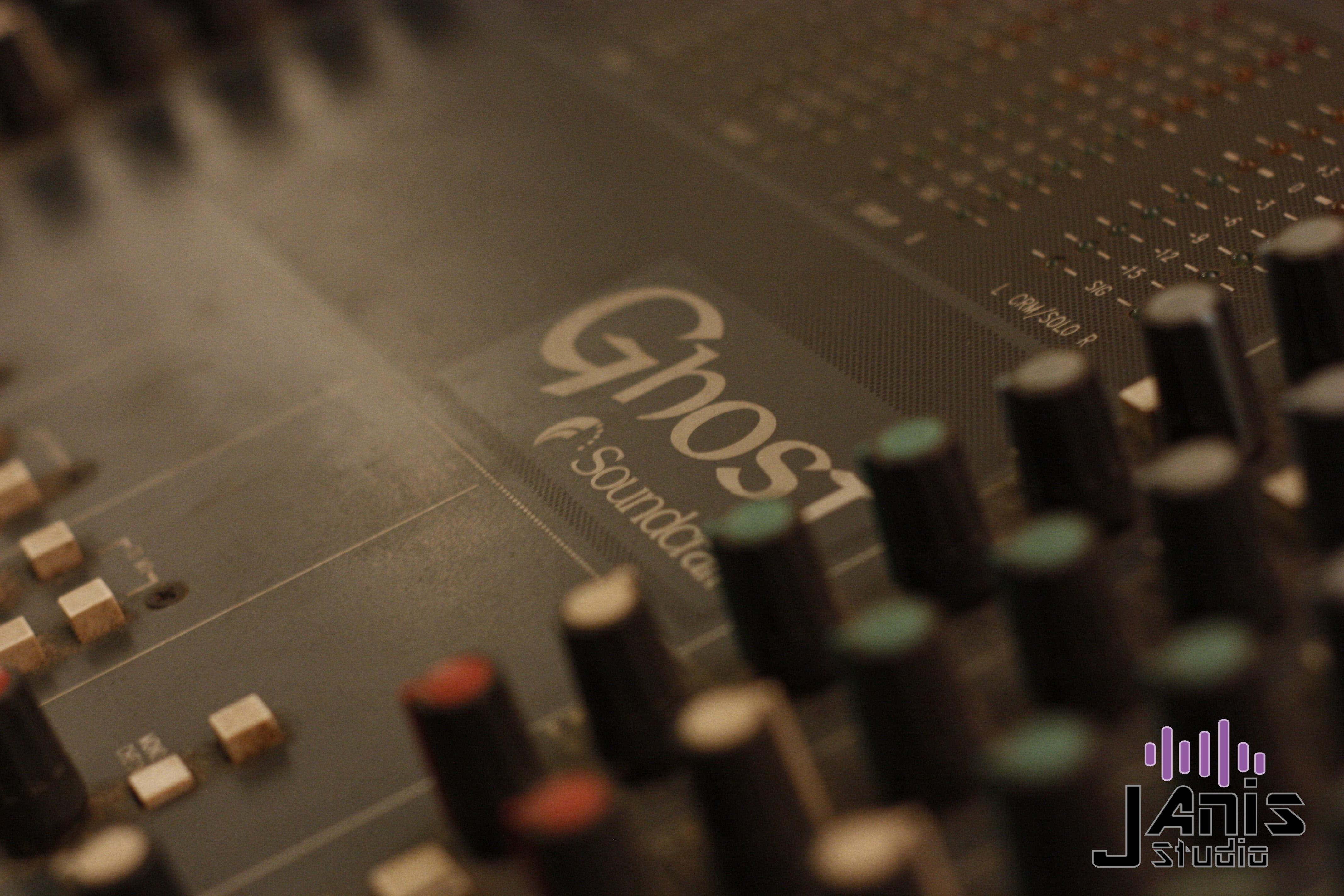 Soundcraft GHOST 32ch