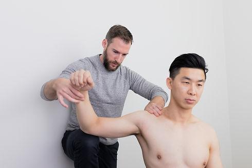 Active release technique personal traine