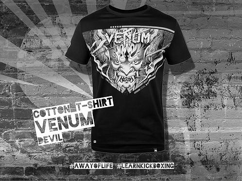 VENUM DEVIL T-SHIRT - WHITE/BLACK