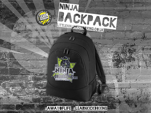 The Ninja Collective Backpack