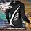 Thumbnail: VENUM CONTENDER 4.0 RASHGUARD - LONG SLEEVES - BLACK/GREY-WHITE