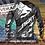Thumbnail: VENUM TECMO RASHGUARD - LONG SLEEVES - DARK GREY