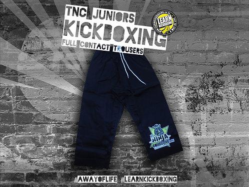 Classic Kickboxing Trousers (Junior)