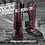 Thumbnail: VENUM GLADIATOR 3.0 SHIN GUARDS - BLACK/RED