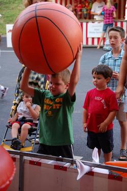 Jumbo Baasketball