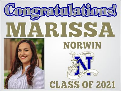 Norwin Lawn Sign