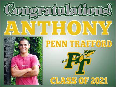 Penn Trafford Lawn Sign
