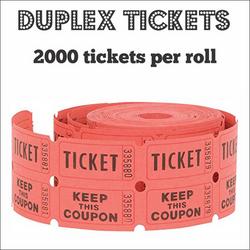 duplex tickets