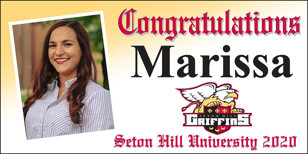 Seton Hill Diploma Style 2x4 Banner