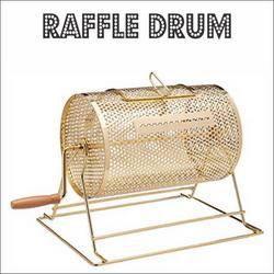raffle drum
