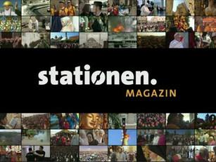 DIVINE LIGHT im Stationen.Magazin (Bayerisches Fernsehen)
