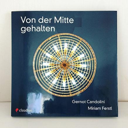 Buch Von der Mitte gehalten Miriam Ferst
