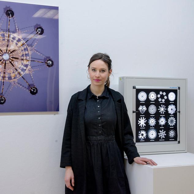Gruppenausstellung Zusammen, Galerie Kösk, 2019