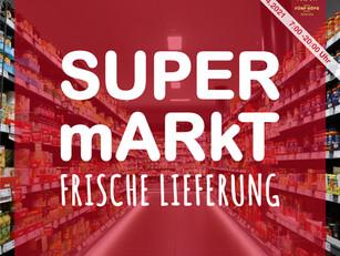 """Ausstellung """"Super Markt - Frische Lieferung"""""""