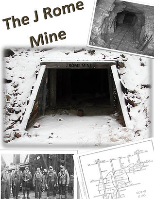 5000 feet stands between 6 mens fate, will it be life or death? The J-Rome Mine